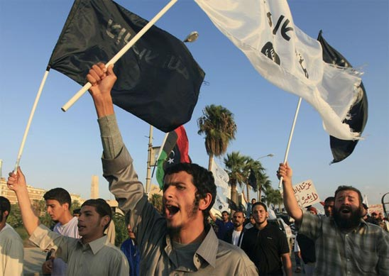 Syrian civil war being taken over by US-backed Libyan rebels linked to al-Qaeda