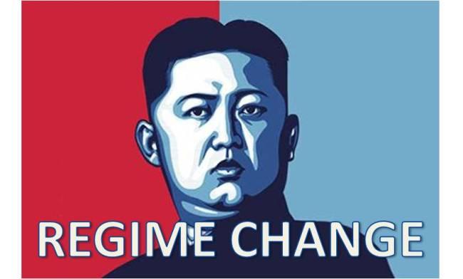 Kim Jong-Un Regime Change in North Korea