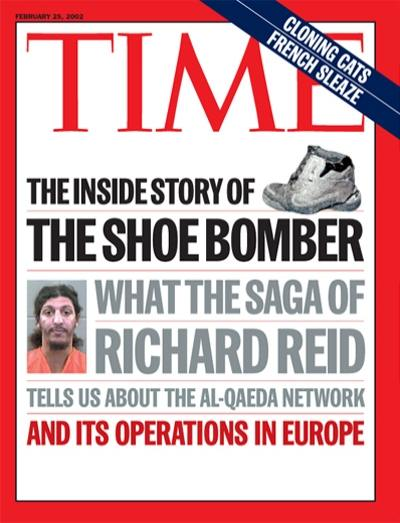 richard reid time magazine