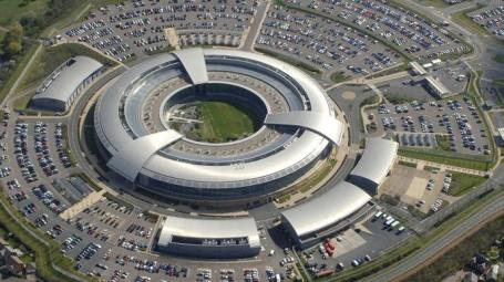 British Intelligence GCHQ
