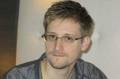 Edward Snowden now in russia