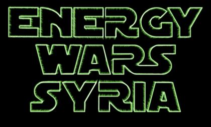 energy wars syria civil war
