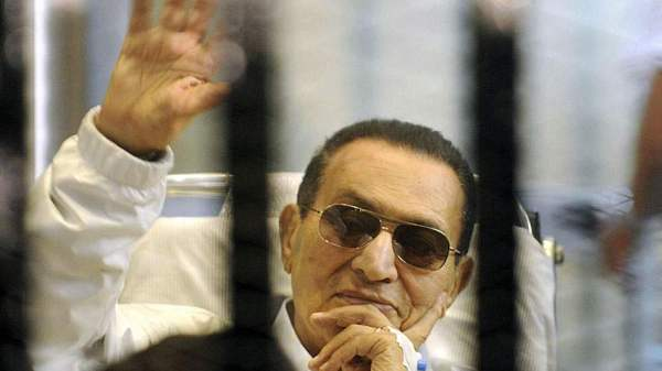 hosni mubarak may soon be released from prison
