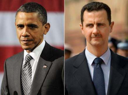 President Obama considers limited military intervention in Syria against Bashar al-Assad