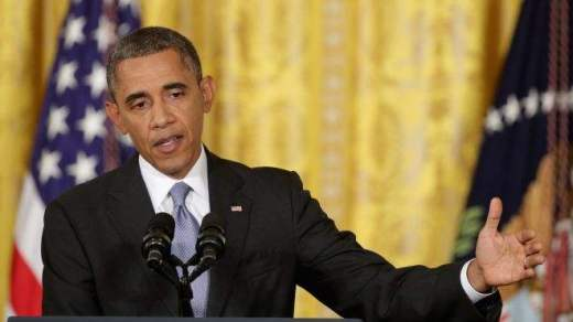 president obama announces nsa surveillance reforms at press conference