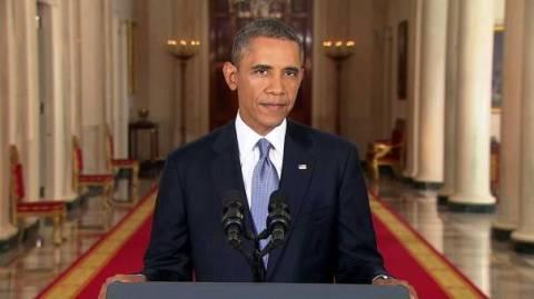 Obama Speech on Syria