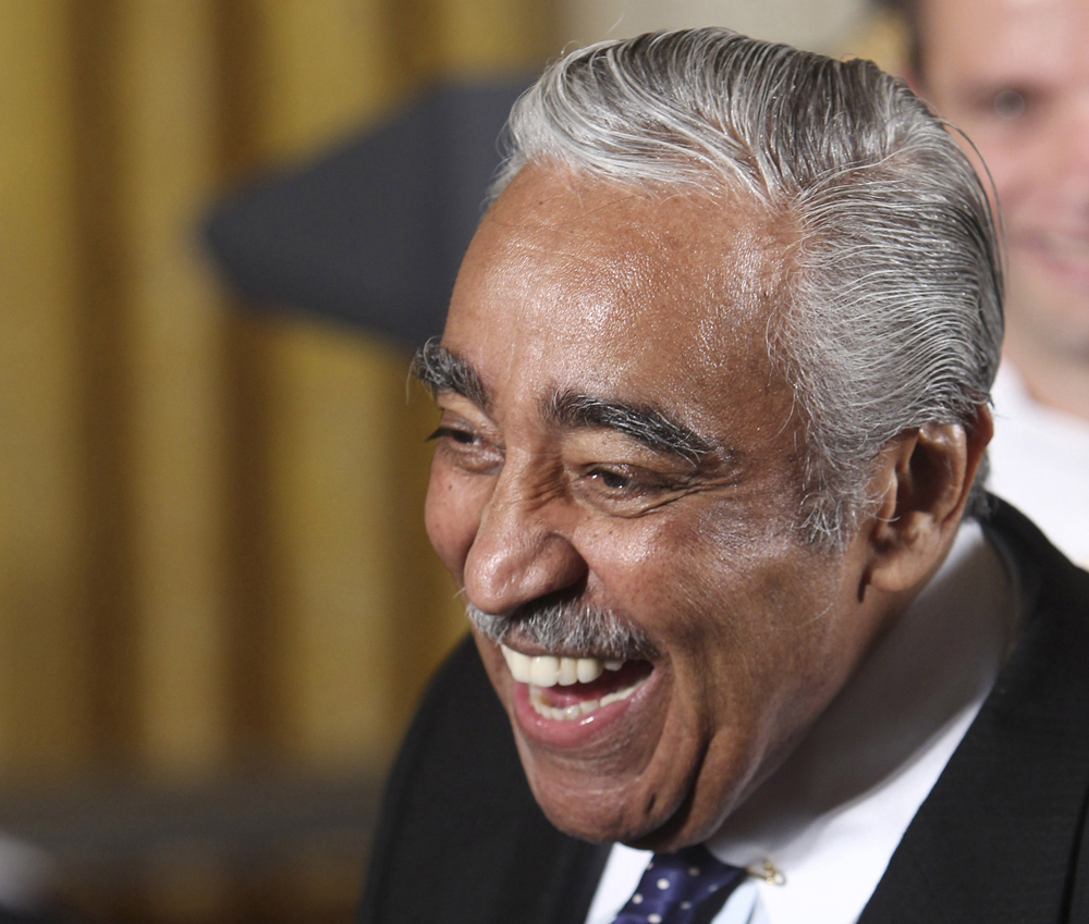 Charles Rangel for Harlem