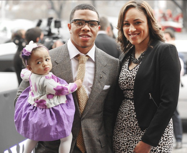 ray-rice-with-wife-janay-and-daughter-rayven