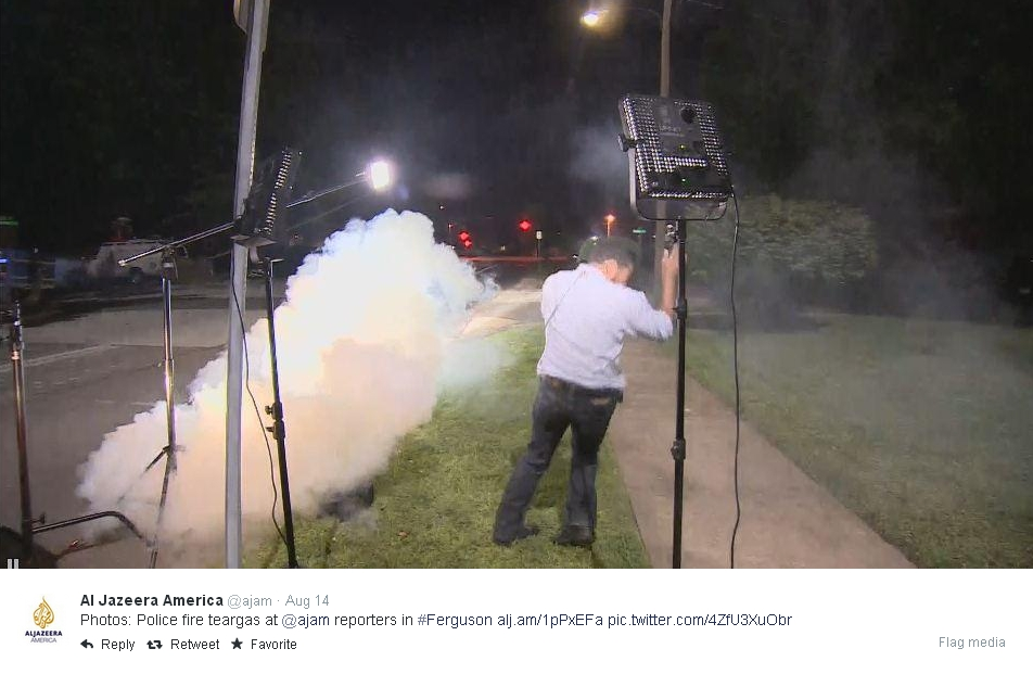 journalists-in-ferguson-mo-attacked-by-teargas