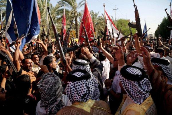 shiite fighters in iraq