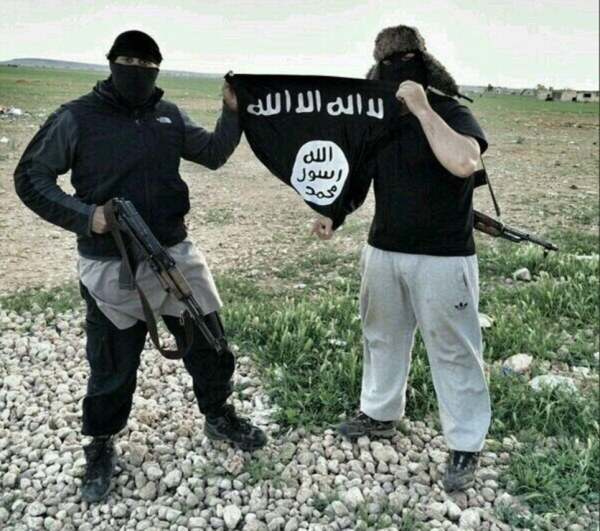 britsh isil militants