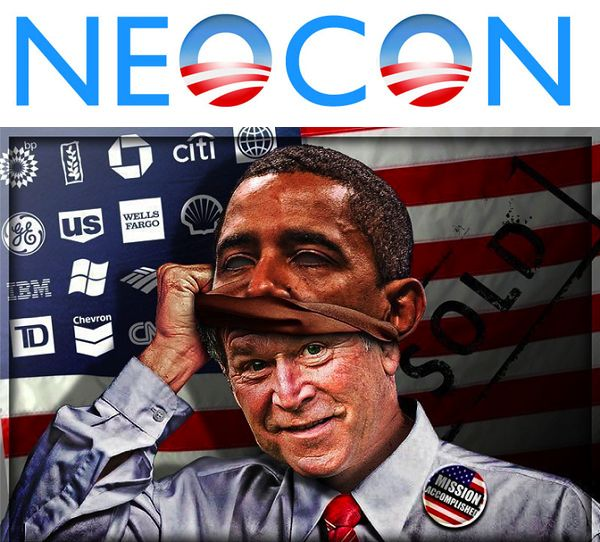 neoconservative obama bush