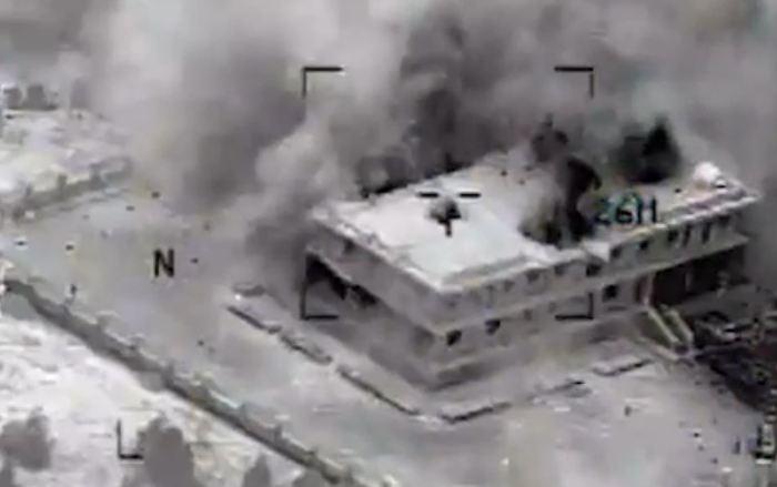 us-missile-strike-on-isil-held-oil-refinery