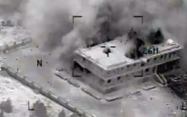 us-missile-strike-on-isil-held-oil-refinery