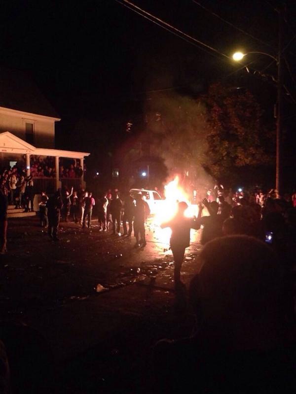 keene pumpkin fest riots tweet