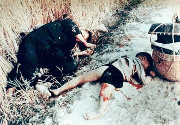 My Lai Massacre dead adult and child