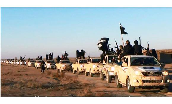 Islamic State plans to march on baghdad soon