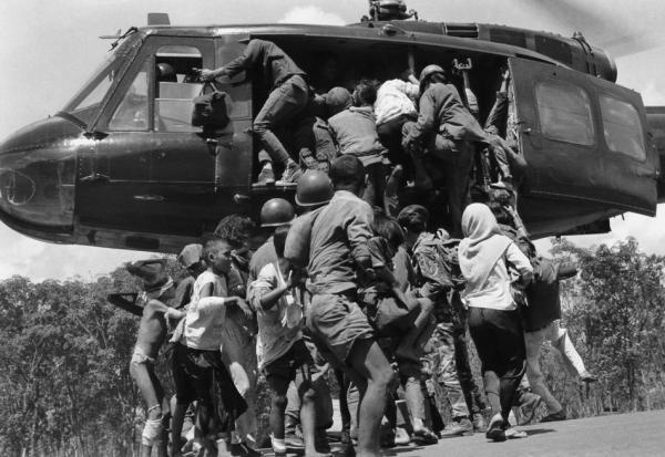 evacuation from south vietnam