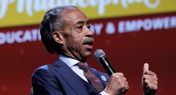 sharpton martin luther king jr