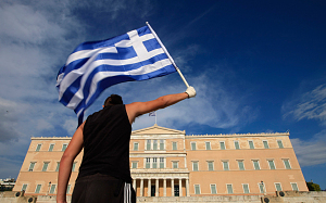 greece austerity negotiations with european union