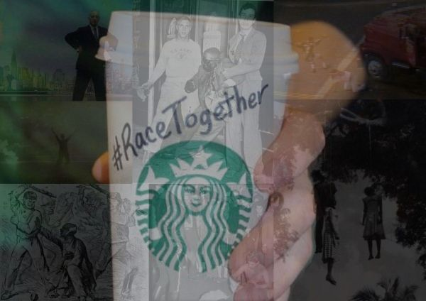 starbucks race together initiative a corporate goof or fail