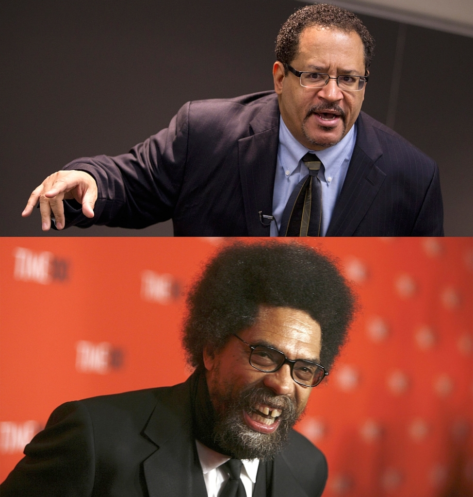 black scholar michael eric dyson attacks cornel west in new republic magazine