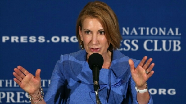 former hp executive carly fiorina is running for us president