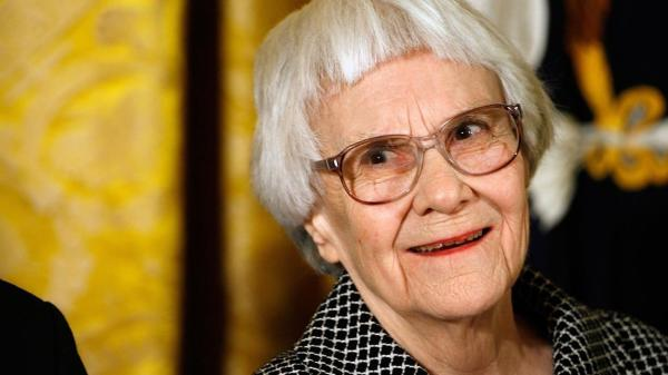 award winning author harper lee
