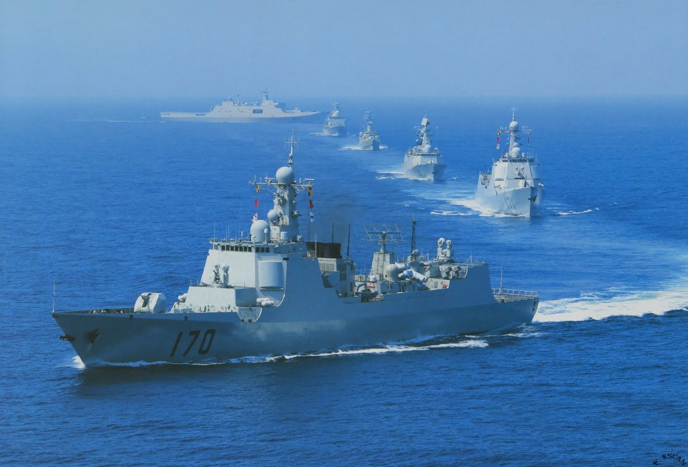 chinese navy and military advisors headed to syria