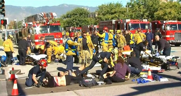 san bernadino shooters killed 14 with many others injured
