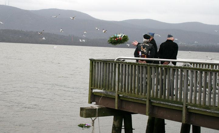 pearl harbor memorial newburgh ny