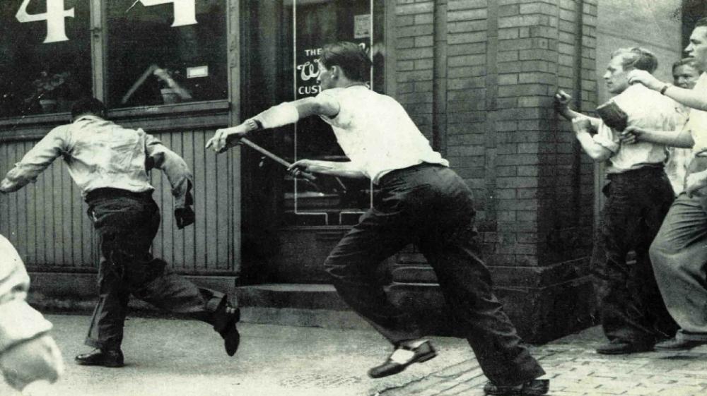 detroit riots 1943
