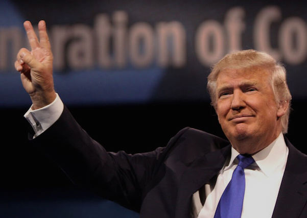 trump and conservative principles