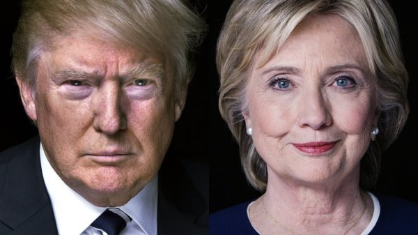 can trump beat clinton?