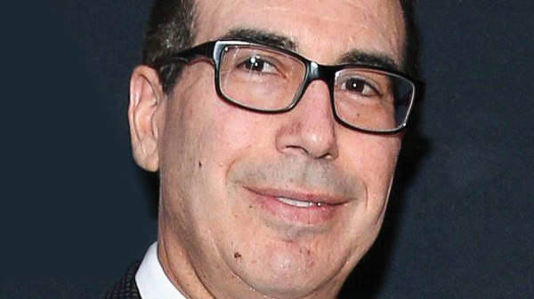 steve mnuchin, trump, treasury secretary