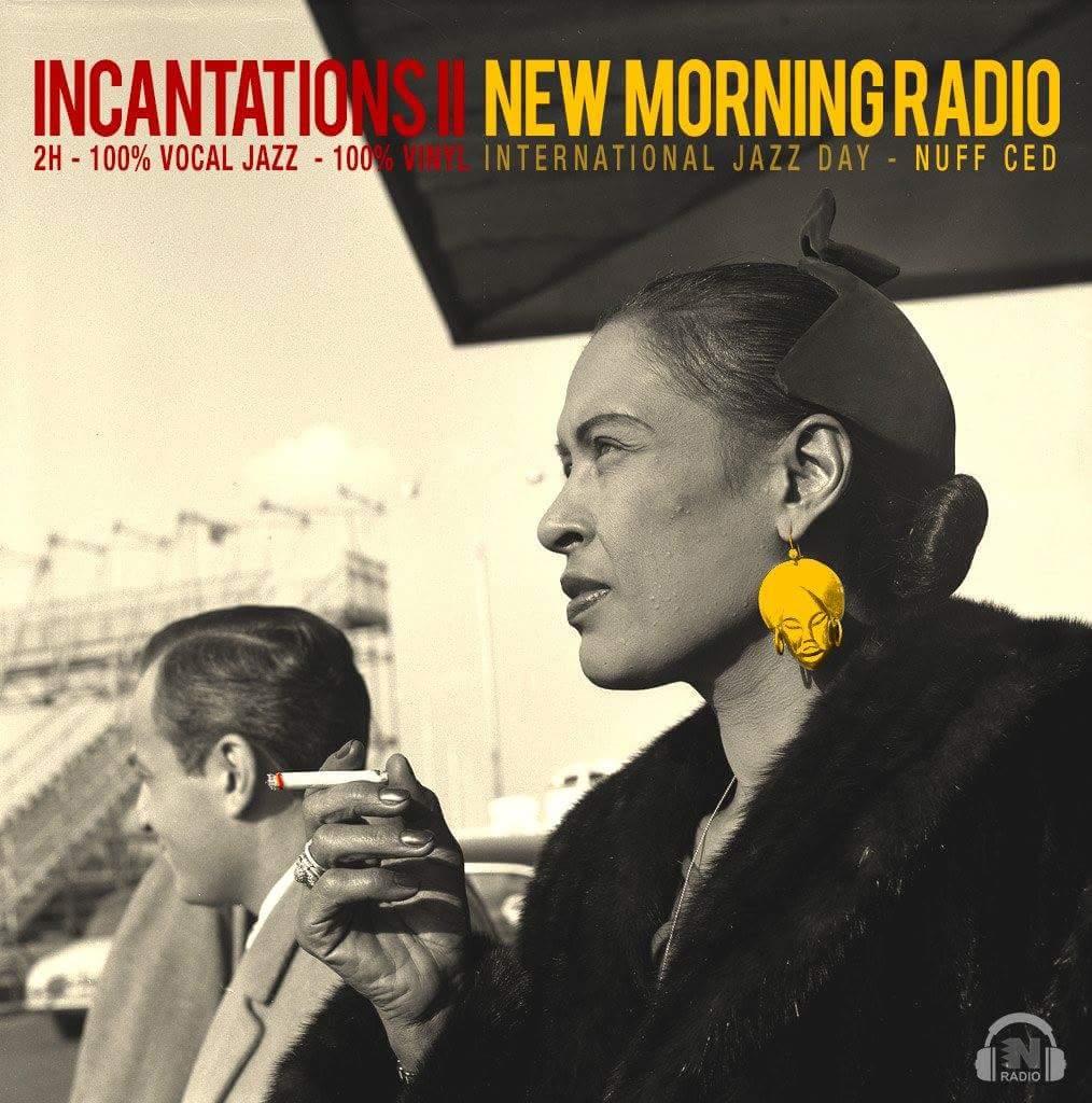 incantations ii jazz playlist nuffced
