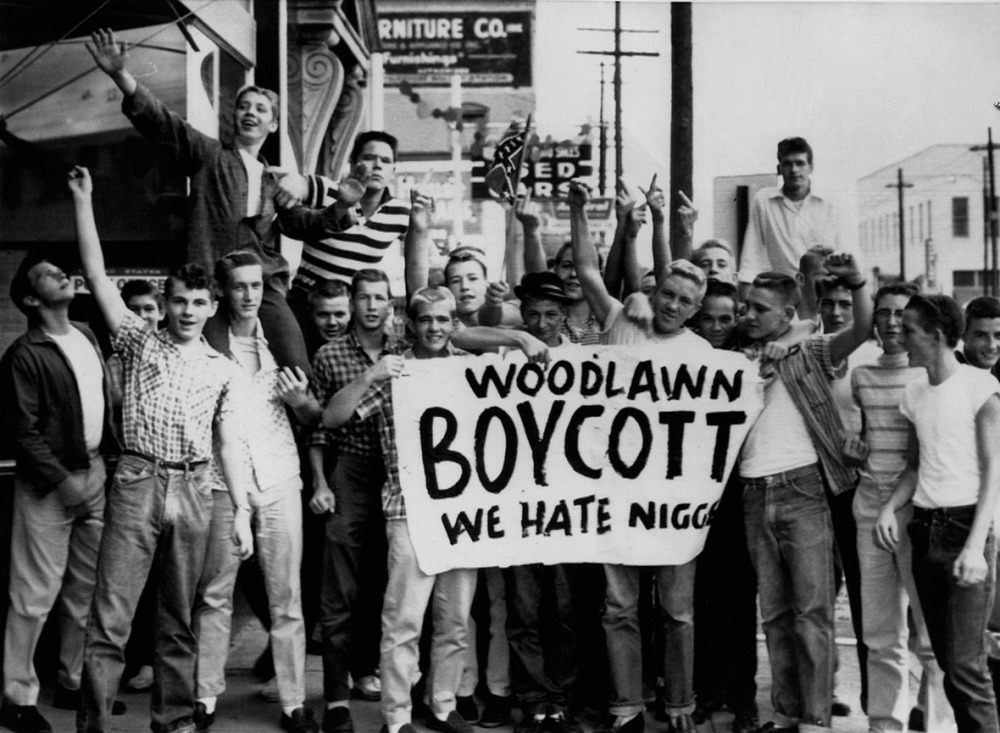 woodlawn school birmingham alabama boycott