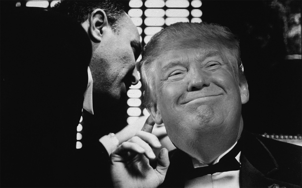 trump the godfather
