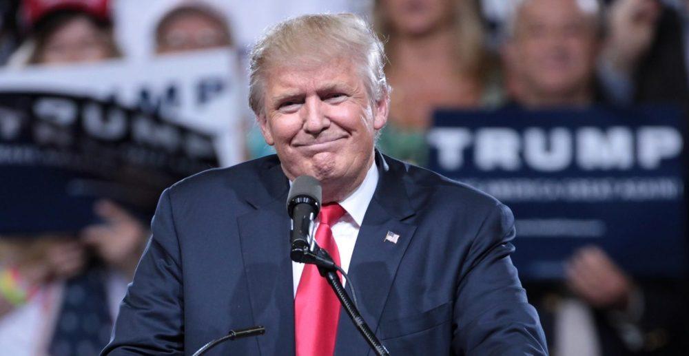 Trump speech war