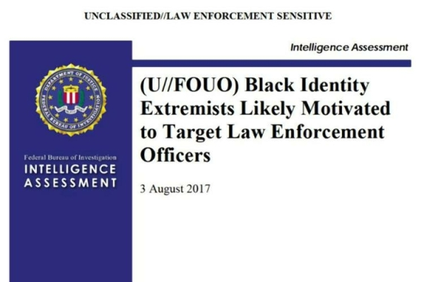 fbi black identity extremists