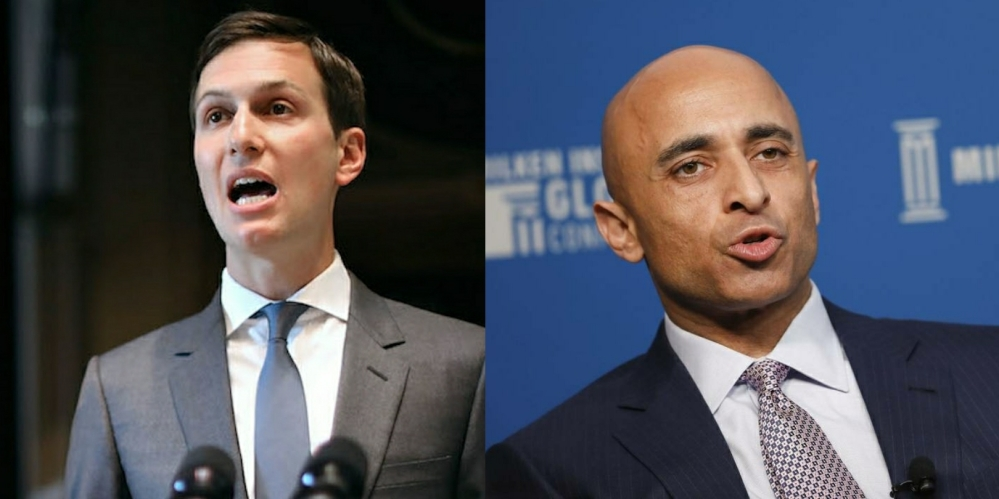 jared kushner and yousef al otaiba