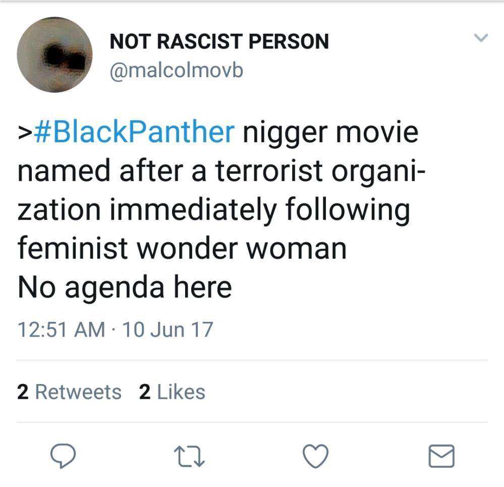 black panther movie white backlash