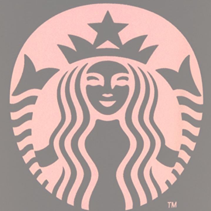 starbucks, black