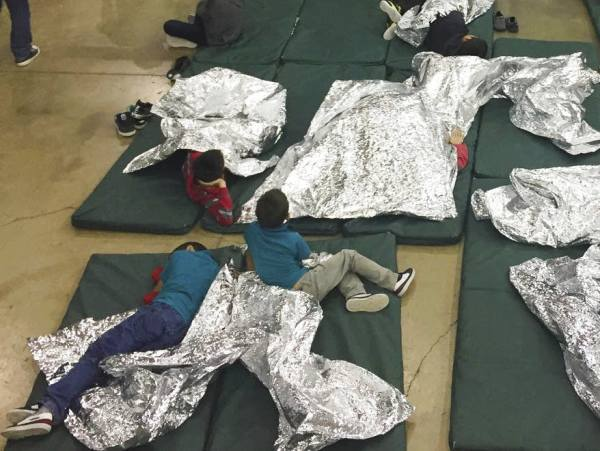 Immigrant children zero tolerance policy