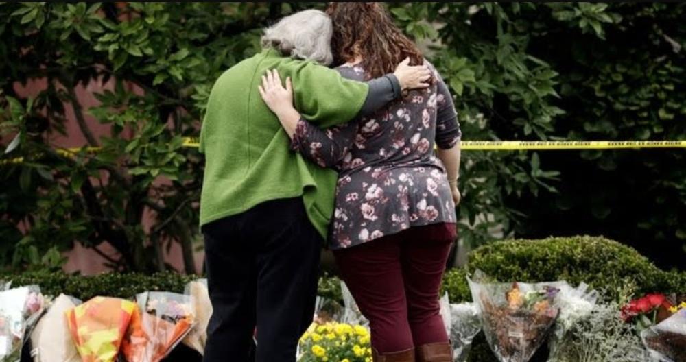 Synagogue shooting Pittsburgh