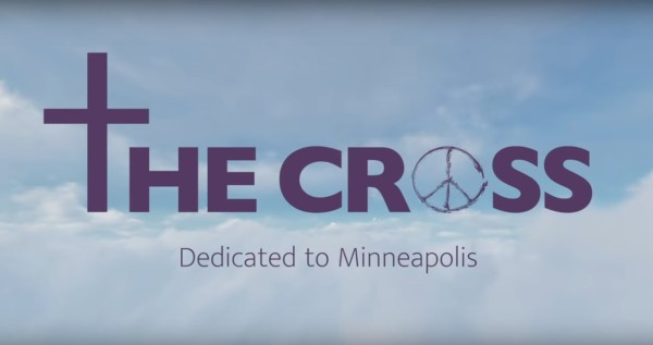 """""""The Cross"""" is a Prince song that has been covered by former members of Prince's band members to address the Black Lives Matter protests that resulted from Minneapolis police officers killing George Floyd on May 25, 2020. Posted to Kambui's mentalunrest blog."""
