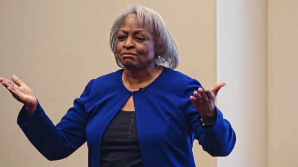 Lecture on White supremacy by Emory University professor Carol Anderson. Post by Kambui on mentalunrest blog