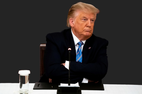 President Donald Trump wants to force school systems to open this fall and threatened to cut off state and local funding. Posted by Baye Kambui on mental unrest.