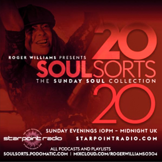 Roger Williams of Soulsorts presents his top Soul song of 2020 as of July. Posted by Baye Kambui of Mental Unrest.